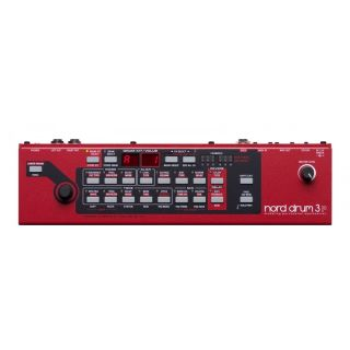 NORD DRUM 3P - Drum Synthesizer_back
