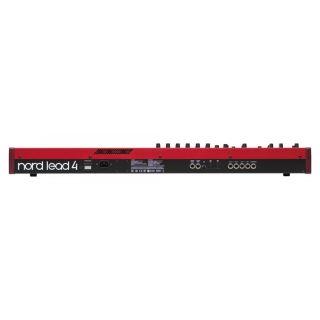 NORD LEAD 4 - Sintetizzatore Polifonico Analogico_back