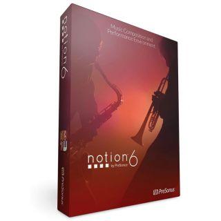 PRESONUS NOTION 6 - Software di Notazione e Composizione
