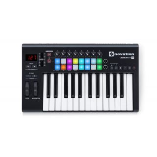 Novation Launchkey 25 MK2 - Tastiera MIDI/USB 25 Tasti