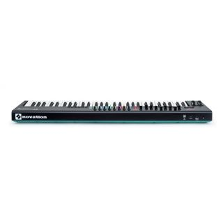 Novation Launchkey 61 MKII - Controller MIDI/USB a Tastiera 61 Tasti02