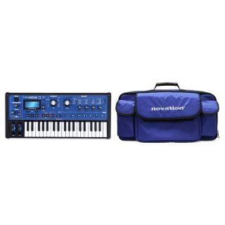 Novation MiniNova Pack - Synth Polifonico Digitale 37 Tasti con Gig Bag