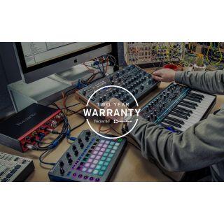 NOVATION Impulse 61 - warranty