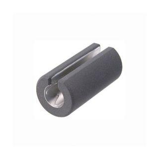 3 Neutrik NP3RX-B - 6.3 mm Angled Jack Plug 3 Pin Stereo male, black