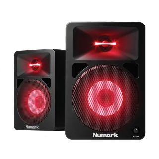 NUMARK N-WAVE 580L - Sistema di Diffusori_red