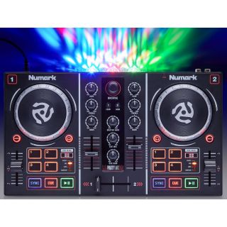Numark party mix front