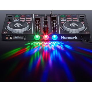 Numark party mix rear