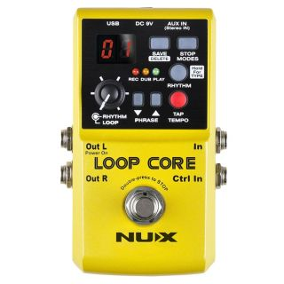 NUX LOOP CORE - Looper Pedal