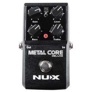 NUX METAL CORE DELUXE - Distorsore Hi-Gain con Noise Gate