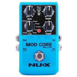 Nux Mod Core Deluxe - Pedale Effetti di Modulazione