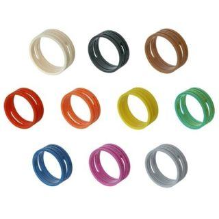 0 Neutrik XXR-1 - Anello di Codifica a Colori marrone