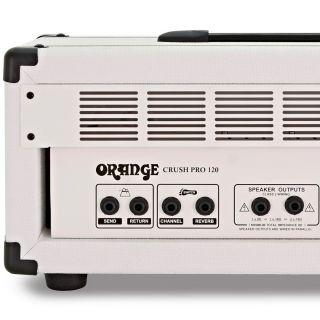 Orange Crush Pro CR120H White LTD04
