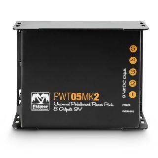 Palmer MI PWT 05 MKII - Alimentatore 9V 5 Out05