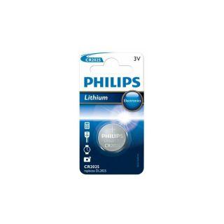 Philips CR2025/01B Minipila Batteria al Litio