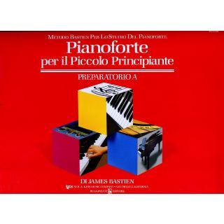 Kjos pianoforte per il piccolo principiante A