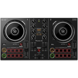 Pioneer DDJ 200 Controller DJ 2Ch per Pc Mac Android e iPhone con Borsa03