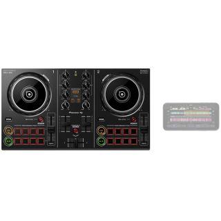 Pioneer DDJ 200 Controller DJ 2Ch per Pc Mac Android e iPhone con Borsa06