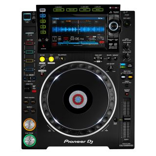 Pioneer CDJ 2000 NXS2 - Multi Player B-Stock02