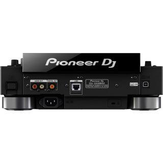 Pioneer cdj2000nxs rear
