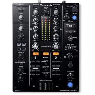 pioneer djm450 front