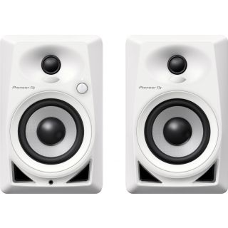 Pioneer dm40w white front