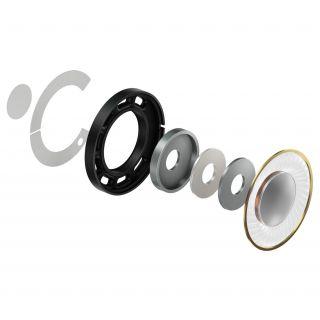 PIONEER HDJ-X10 Silver Cuffie per DJ Professionali05