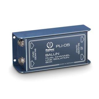 0 Palmer Pro BALUN - Modulo di Isolamento di Linea a 2 Canali