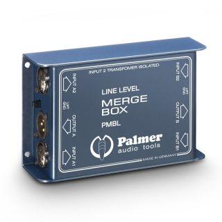 0 Palmer Pro PMBL - Sommatore di Linea a 2 Canali passivi