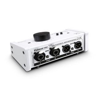 1 Palmer Pro MONICON® W - Controller monitor passivo bianco in edizione limitata