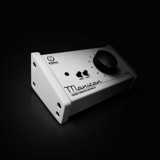 4 Palmer Pro MONICON® W - Controller monitor passivo bianco in edizione limitata