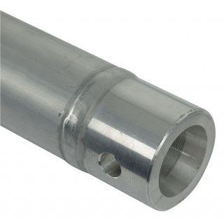 2 Showtec - Single Tube 50mm, 300 cm - Traliccio P con ricevitori femmina