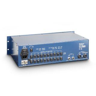 1 Palmer Pro PRESS PATCH BOX 20 STEREO - Splitter per Conferenze a 10 Canali stereo / 20 Canali mono