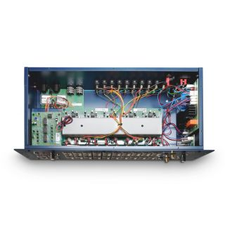 4 Palmer Pro PRESS PATCH BOX 20 STEREO - Splitter per Conferenze a 10 Canali stereo / 20 Canali mono