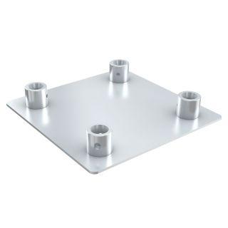 0 Showtec - Square base plate female - Piastra di base per PQ30