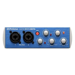 Presonus Audiobox USB 96 - Scheda Audio USB 2 In/2 Out