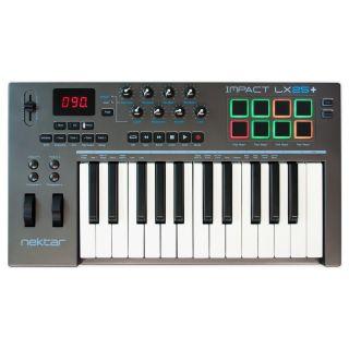 NEKTAR IMPACT LX25+ - Tastiera/Controller MIDI/USB 25 Tasti