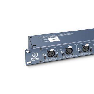 5 Palmer Pro RMMS 8 - 8-Channel Microphone Splitter
