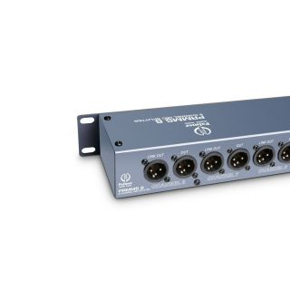 6 Palmer Pro RMMS 8 - 8-Channel Microphone Splitter