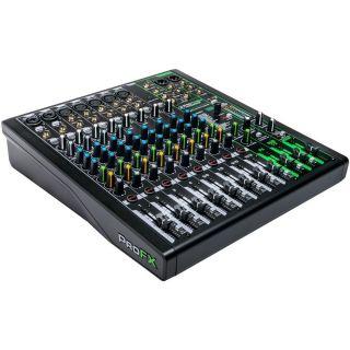 Mackie PROFX12V3 - Mixer Professionale da 12 Canali