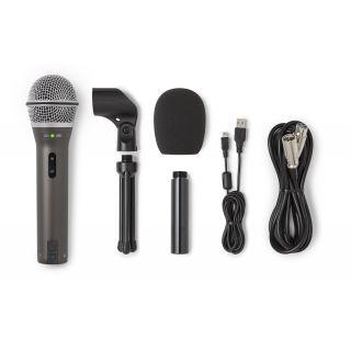 Samson Q2U Recording e Podcasting Pack04