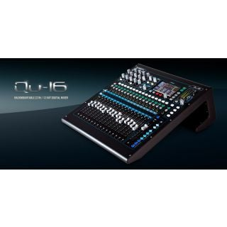 ALLEN & HEATH QU32 CHROME UPDATE