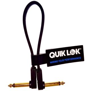Quik Lok Cavo Patch Piatto 30cm