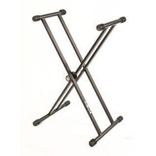 Quik Lok T20 - Supporto a Doppia X per Tastiera