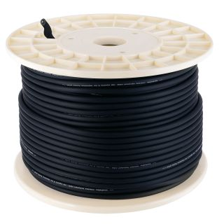 0 Soundsation WM-IC100B - Bobina Cavo Sbilanciato Wiremaster 100mt- Bobina cavo strumenti sbilanciato Wiremaster (100mt)