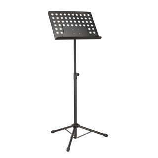 0 SOUNDSATION SPMS-250 - Leggio Da Orchestra Tavola Forata Removibile