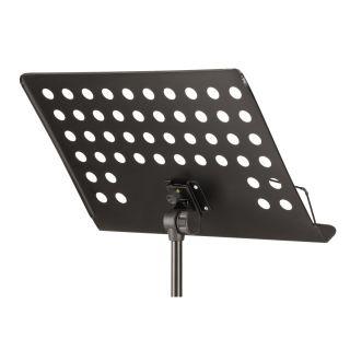 1 SOUNDSATION SPMS-250 - Leggio Da Orchestra Tavola Forata Removibile