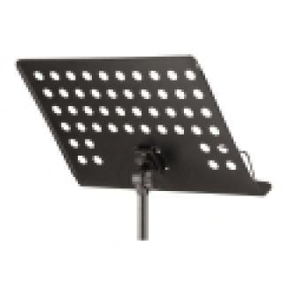 3 SOUNDSATION SPMS-250 - Leggio Da Orchestra Tavola Forata Removibile