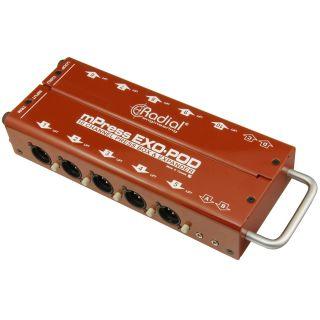 Radial Exo-Pod - Splitter Audio Passivo 14 Out02