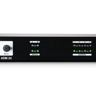 """3 Ram Audio ADM 24 - Controller DSP da 19"""""""