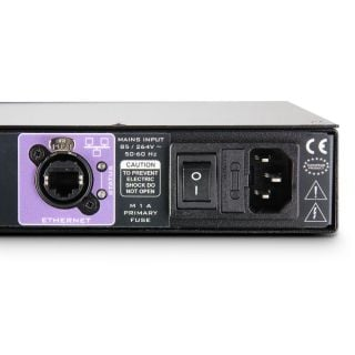 """5 Ram Audio ADM 24 - Controller DSP da 19"""""""